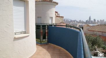 Bungalow en Finestrat 108-0218